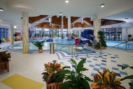 detsky vnutorny bazen - wellness hotel patince
