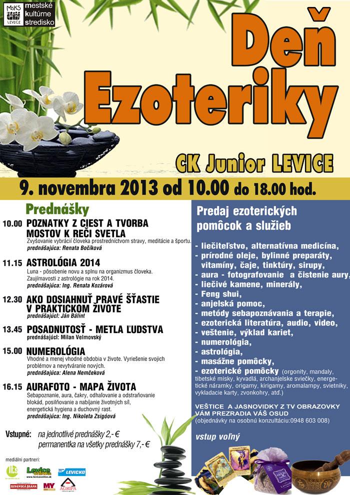 Deň Ezoteriky - Katalóg firiem  be60d282f10