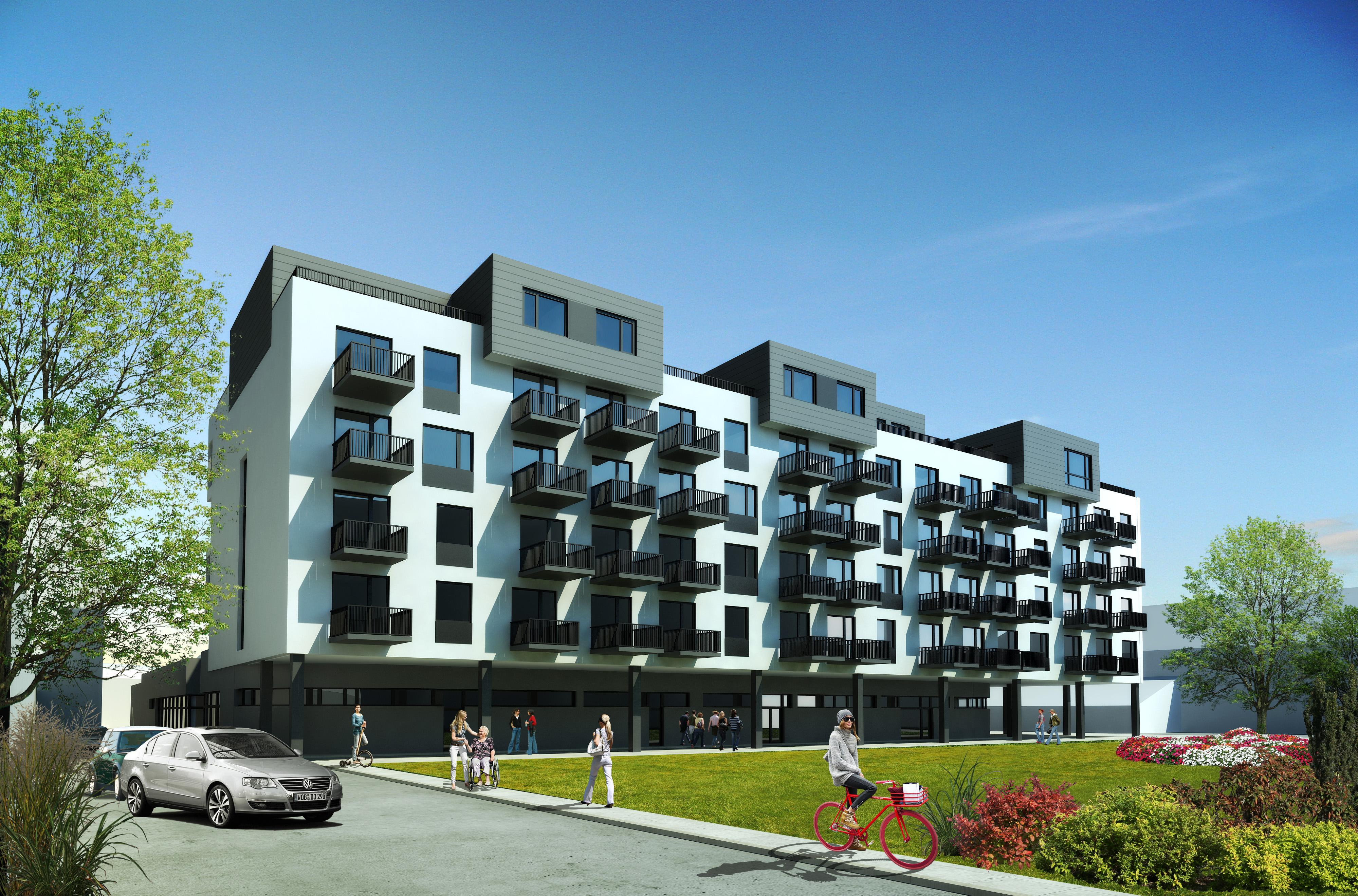 Atraktívne bývanie v centre Nitry - NOV - Katalóg firiem  93ab1a3226a
