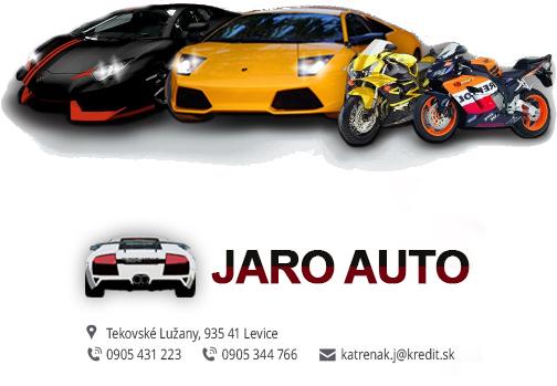 941e6f566ae3 JARO AUTO - vyberte si to správne vozid - Katalóg firiem