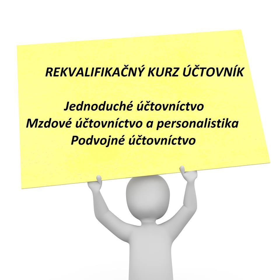 53e0e1f7ef175 VZDELÁVACIA A ÚČTOVNÁ AGENTÚRA - získajte rekvalifikačný kurz účtovníctvo s  akreditáciou Ministerstva školstva SR